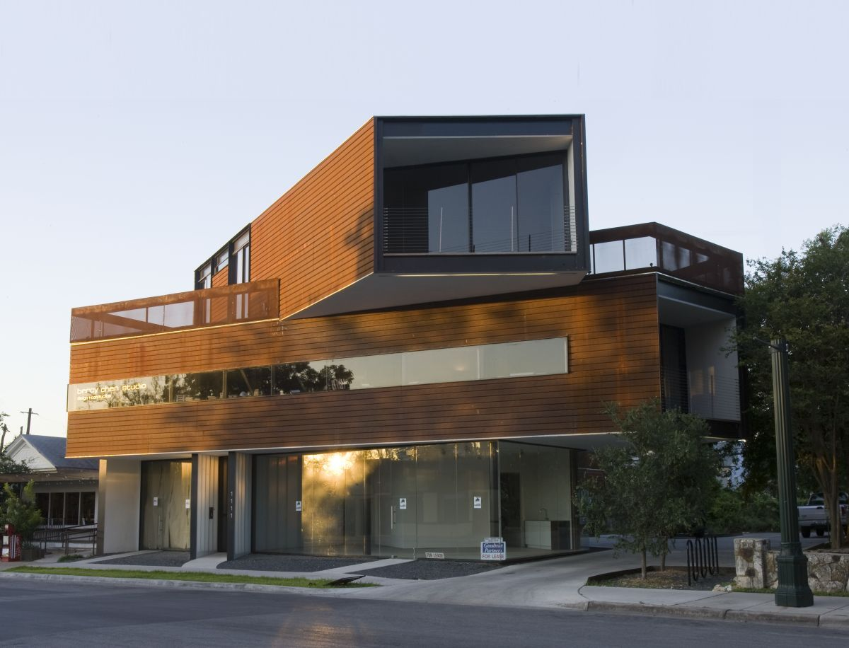 small office building design:surprising office building architecture
