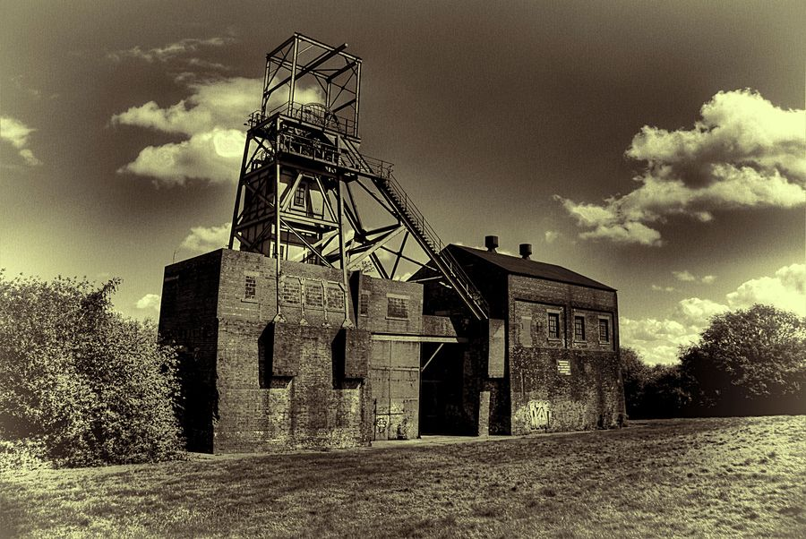 The Oaks Colliery (Headgear)    by Andy Milner on 500px