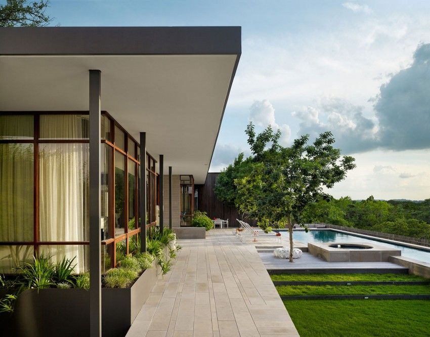 Lake View Residence By Alterstudio Architecture Med Bilder