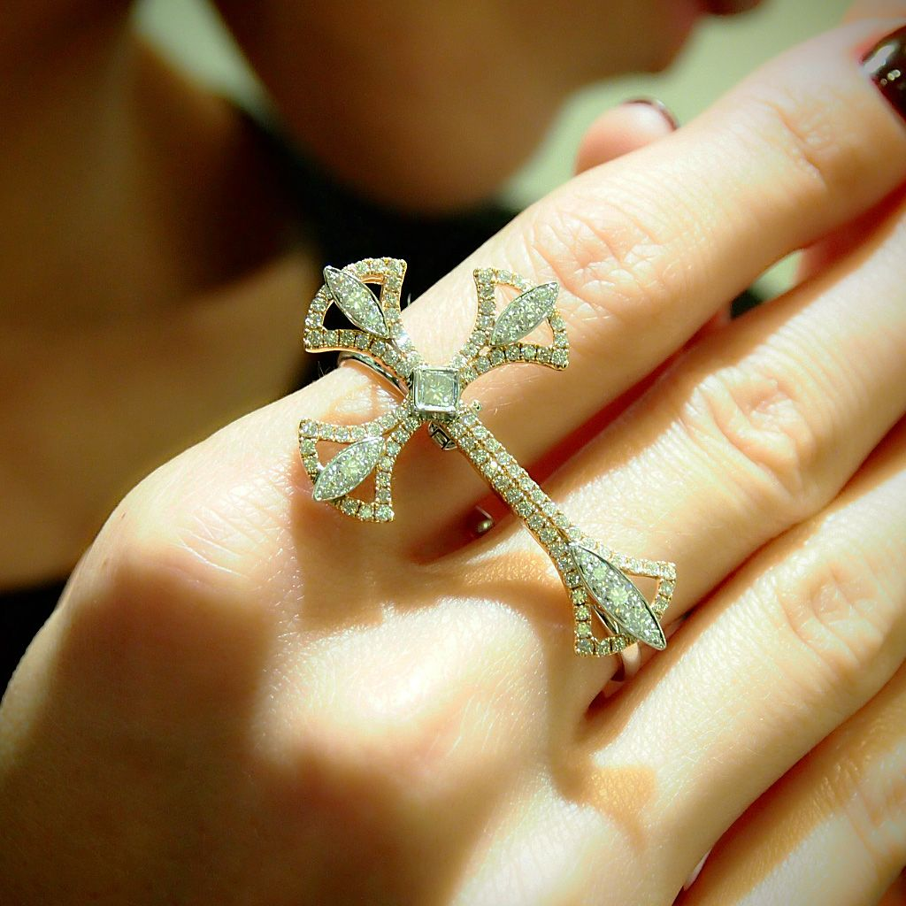 Plukka crosses pinterest ring couture and pendants