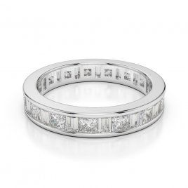 Diamond Full Eternity Ring AGDR-1141