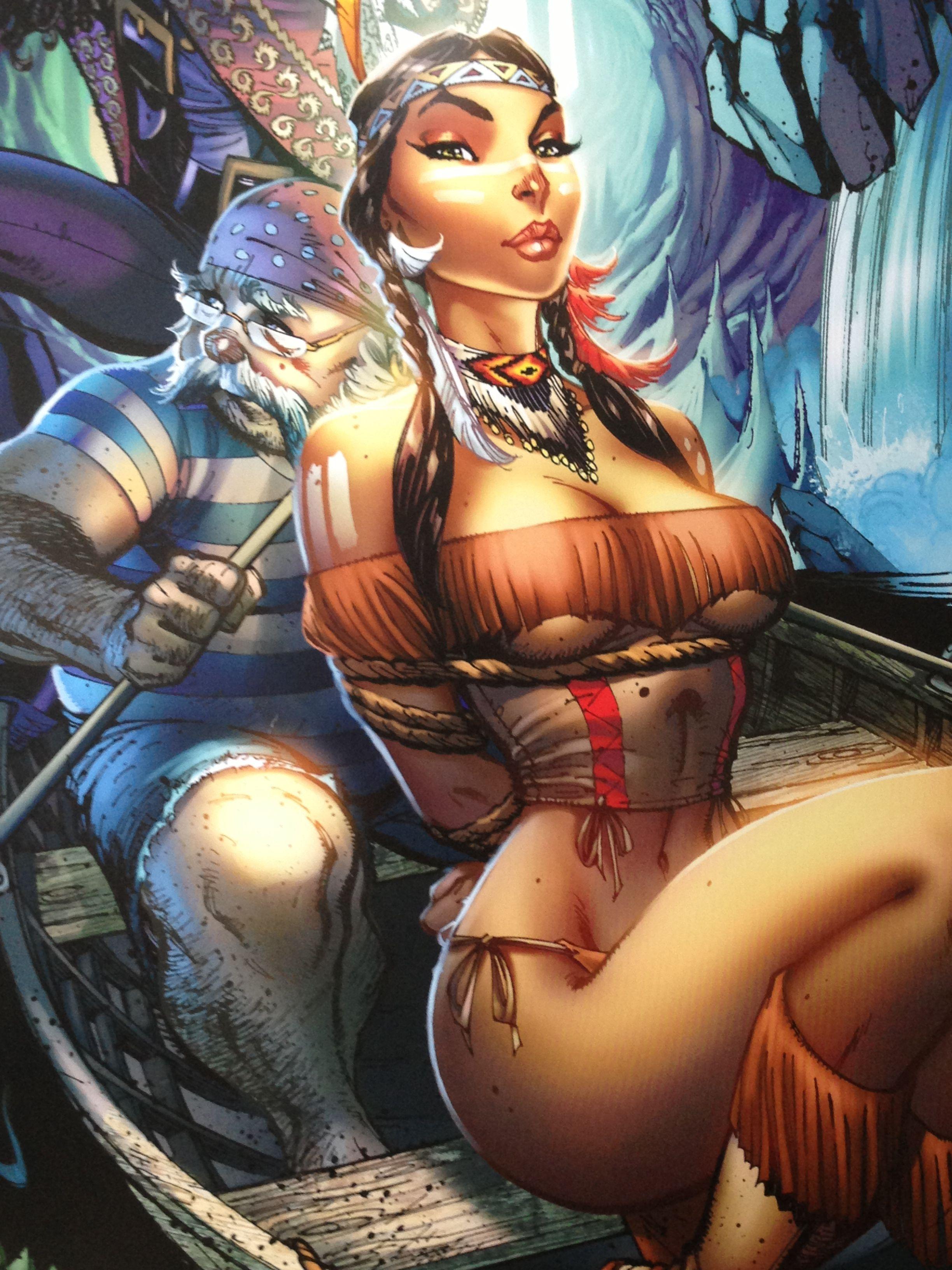 Big boobs american nude