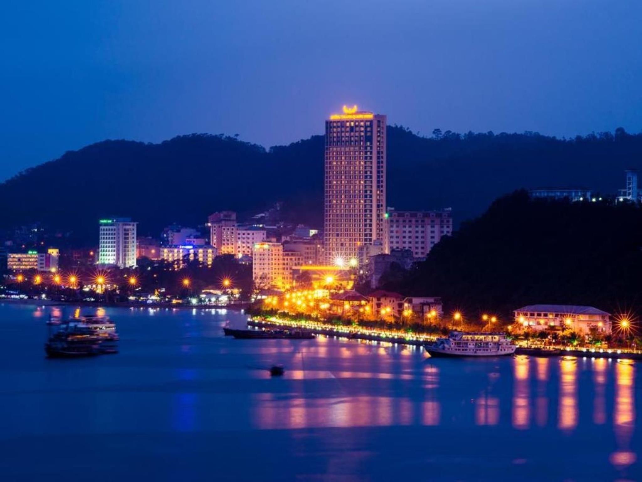 Halong muong thanh luxury quang ninh hotel vietnam asia
