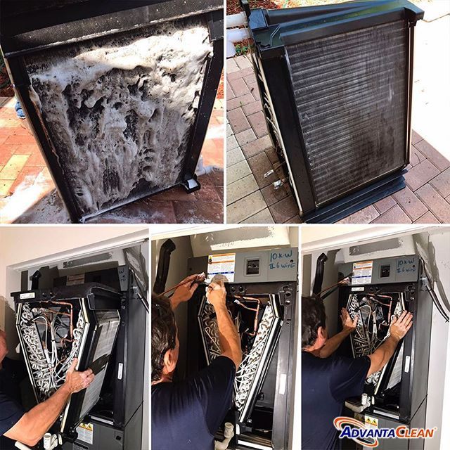 Keeping an air conditioning unit well maintained increases