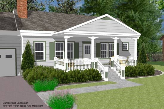Porch Roof Designs Front Porch Design Porch Design Porch Roof