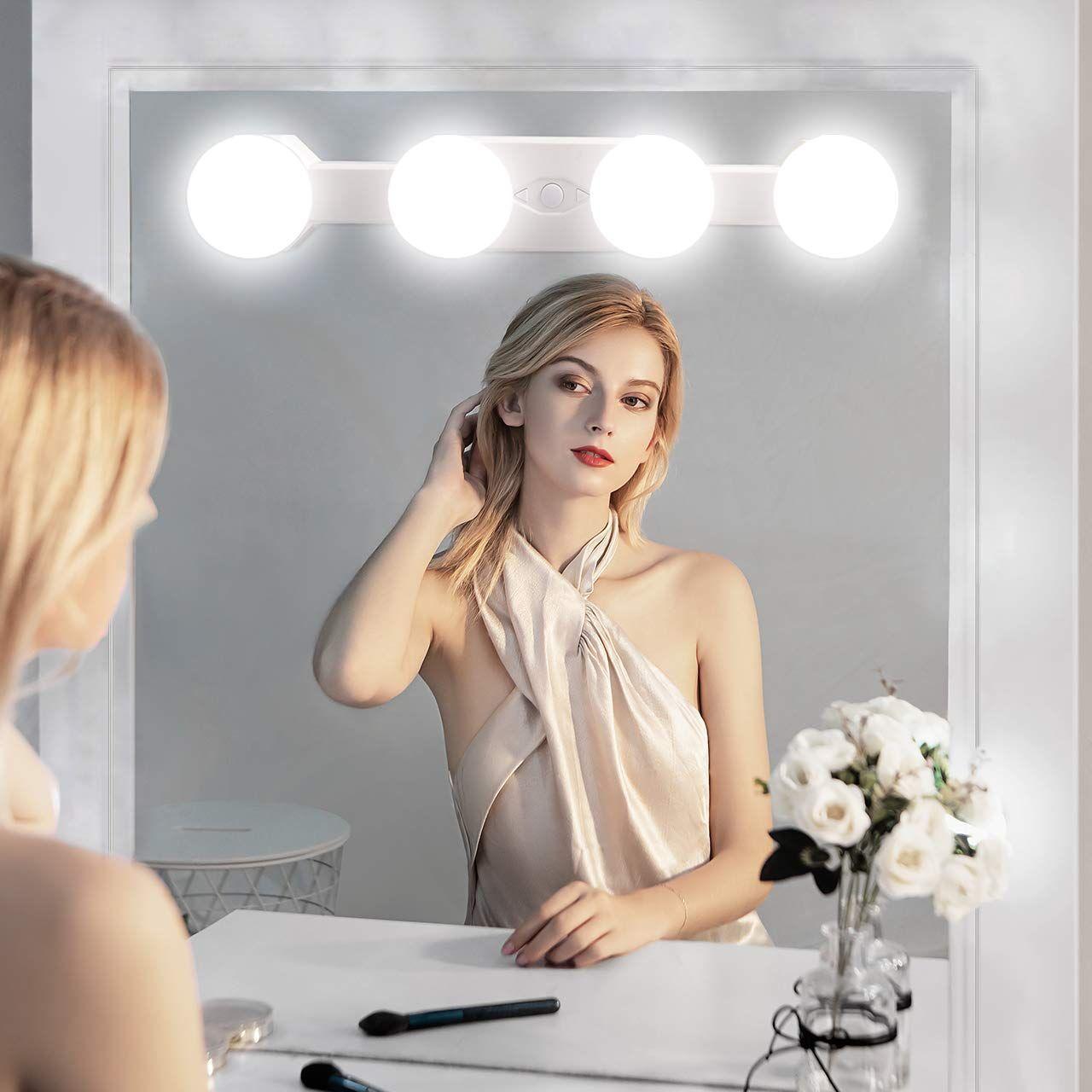 Portable Makeup Lights Cordless Professional Super Bright