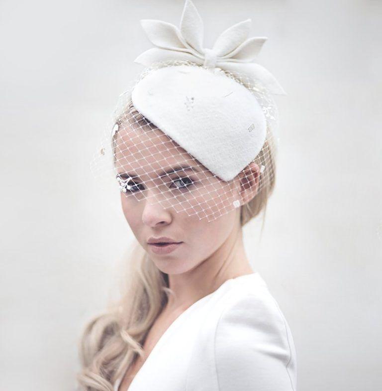 21++ Coiffure mariage avec un chapeau le dernier