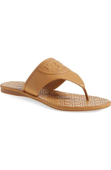 43f6d292df9d Tory Burch  Fleming  Quilted Sandal (Women) available at  Nordstrom ...