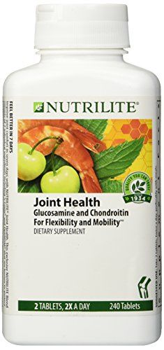 Nutrilite Glucosamine 7 - 240 Tablets -- Click image to review more details.