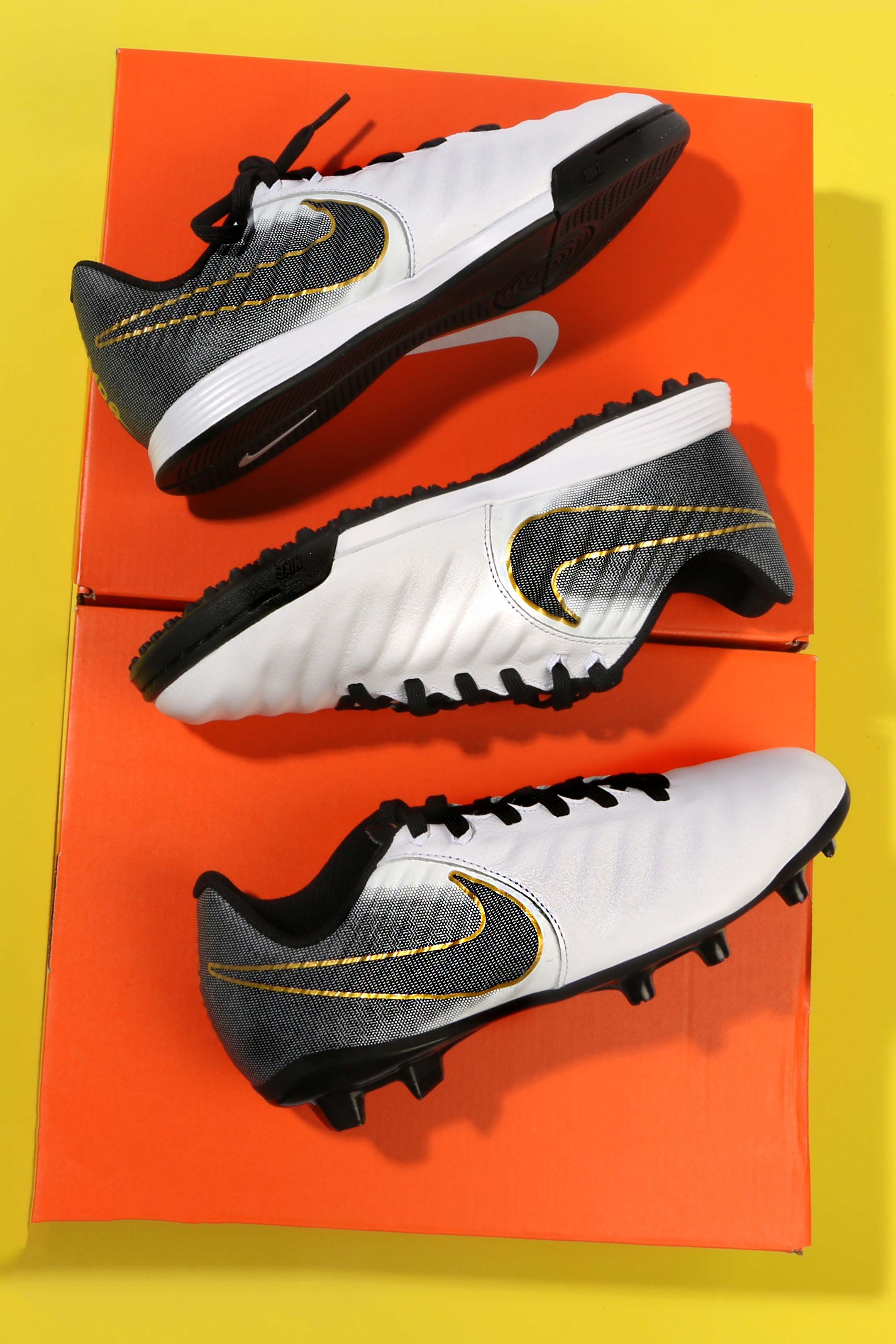 brand new 22d30 48f7f Ronaldinho, Totti, Pirlo y muchas otras leyendas usaron en su caarrera  estas botas.