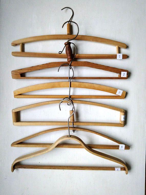 Vintage Clothes Hanger Wooden Hanger Storage Clothes Home Decor Old Soviet  Clothes Organizer Suit Hanger Coat Hanger Retro Clothes Hanger | DENTON  OFFICE ...