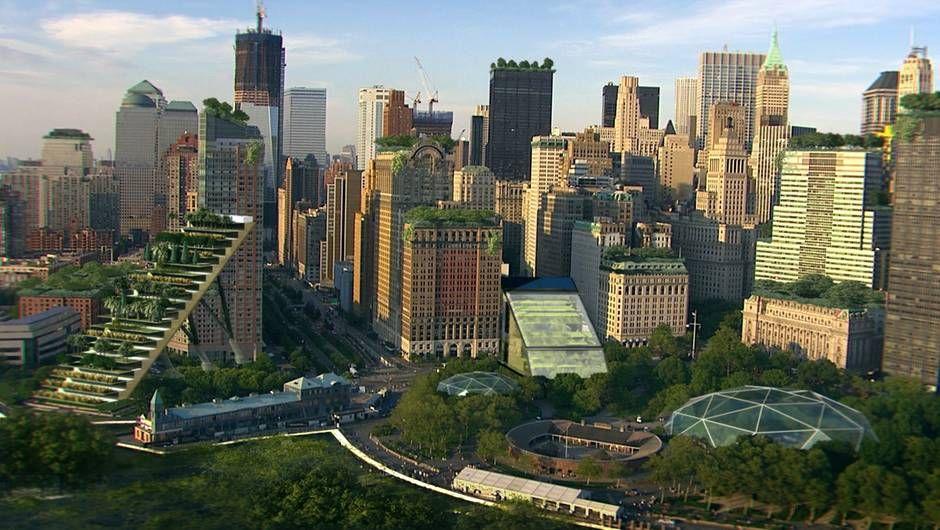 Comment La Nature A T Elle Faconne La Megalopole Americaine Comment La Ville L A T Elle Oubliee Ou Detruite Comment La Natu Biodiversite New York Urbanisme