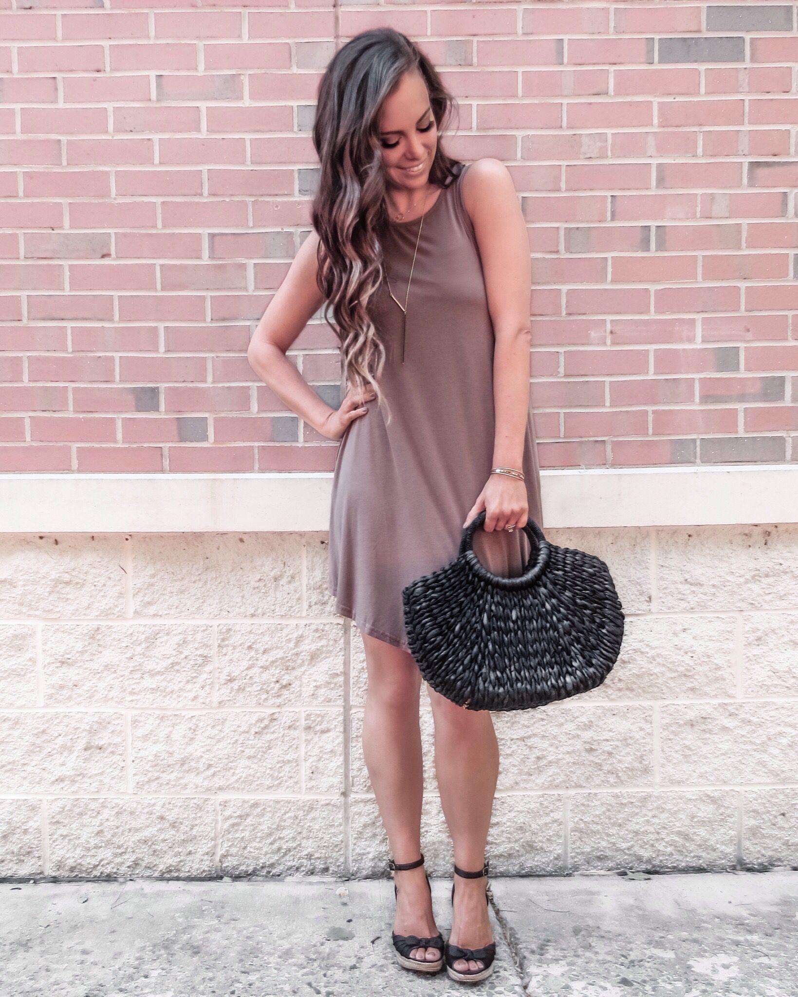 Summer Swing Dress Amazon Dresses Summer Swing Dresses Swing Dresses Outfit [ 2048 x 1639 Pixel ]