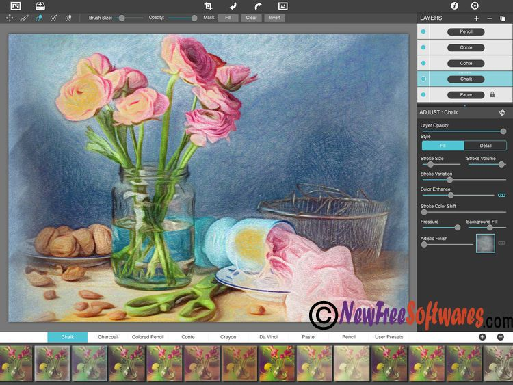 How To Create Watercolor Portraits In The Photoshop Mix App