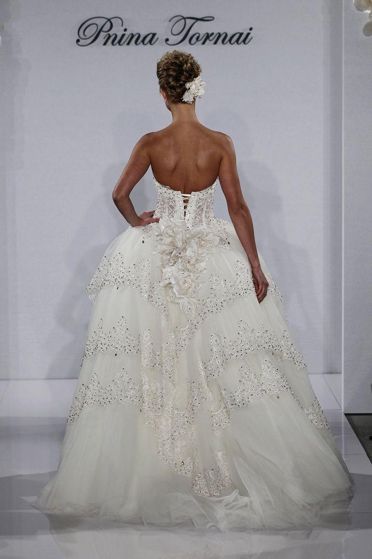Ball Gowns by Pnina Tornai | Bridal Gowns: Pnina Tornai Princess ...
