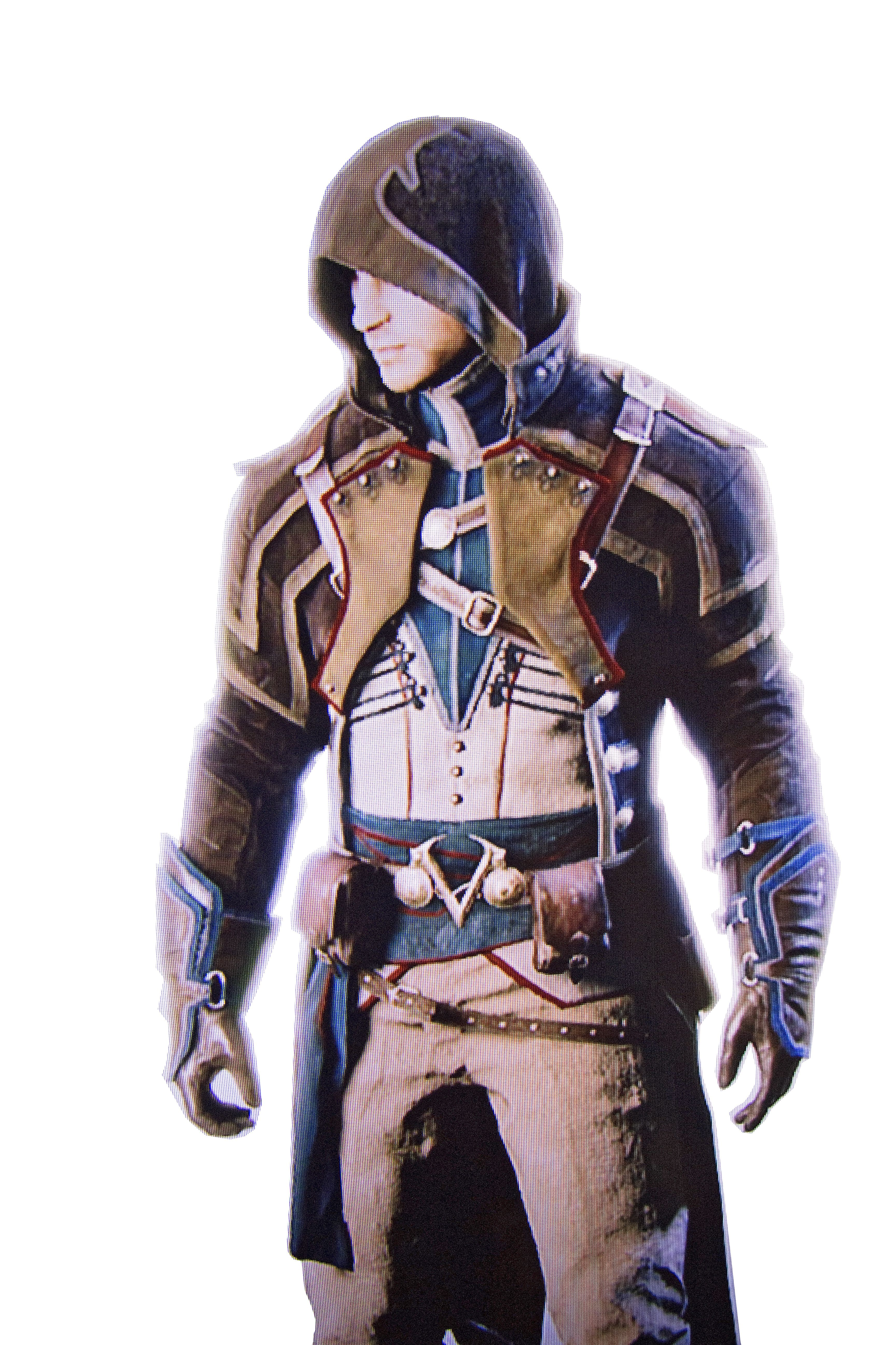 Arno Master Assassin outfit front details | Assassin's ...