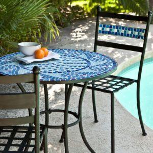 Metal Bistro Table Set | http://freshslots.info | Pinterest | Bistro ...