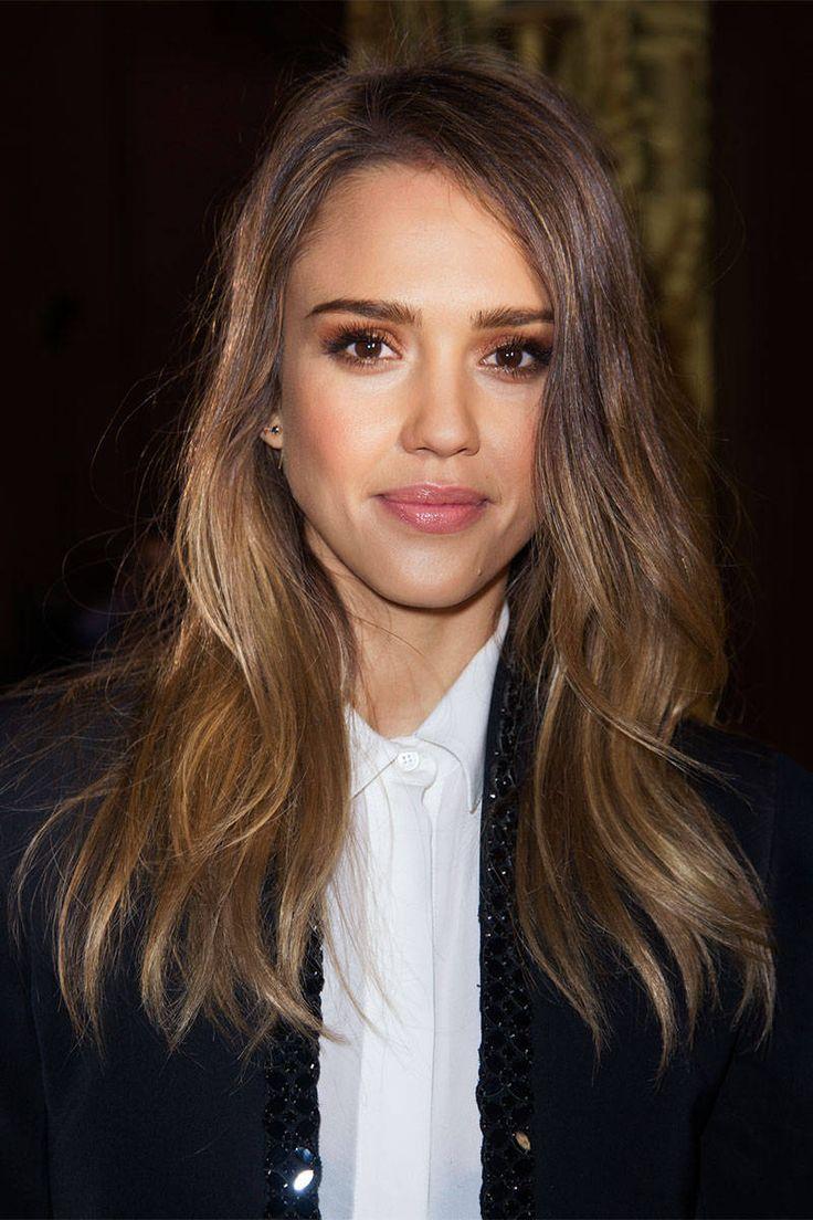 jessica alba hairstyles for skinny girl | frisuren modelle