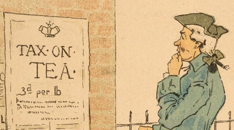 Today in History British Parliament Passes The Tea Act