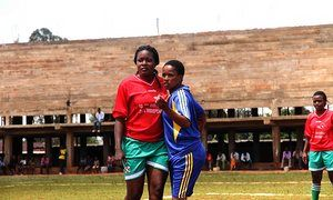 Women's football in Burundi offers hope to a shattered nation