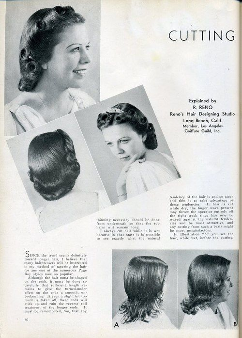 How To Cut Your Hair To Get Accurate Looking S Hairdos