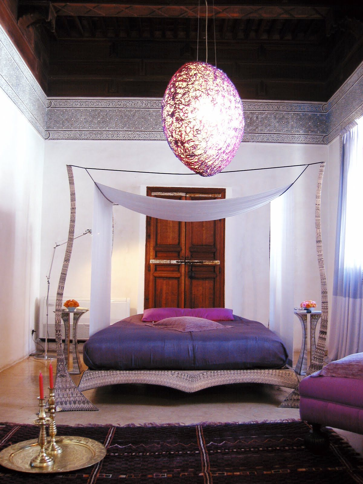 Hippie Schlafzimmer Riad Enija Marrakech I Love This Elegant Home Decor