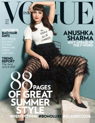 Vogue India November 2017 Issue Will Make You More Fashion