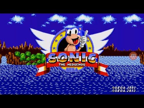 Latest Sonic the Hedgehog Gaming SEGA Video Games 90s
