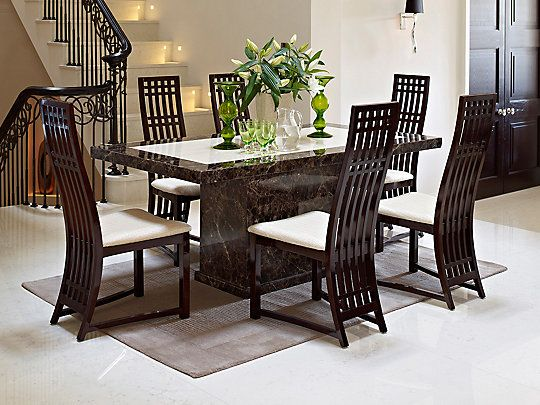Patra Harveys Furniture Home AccessoriesDining Table