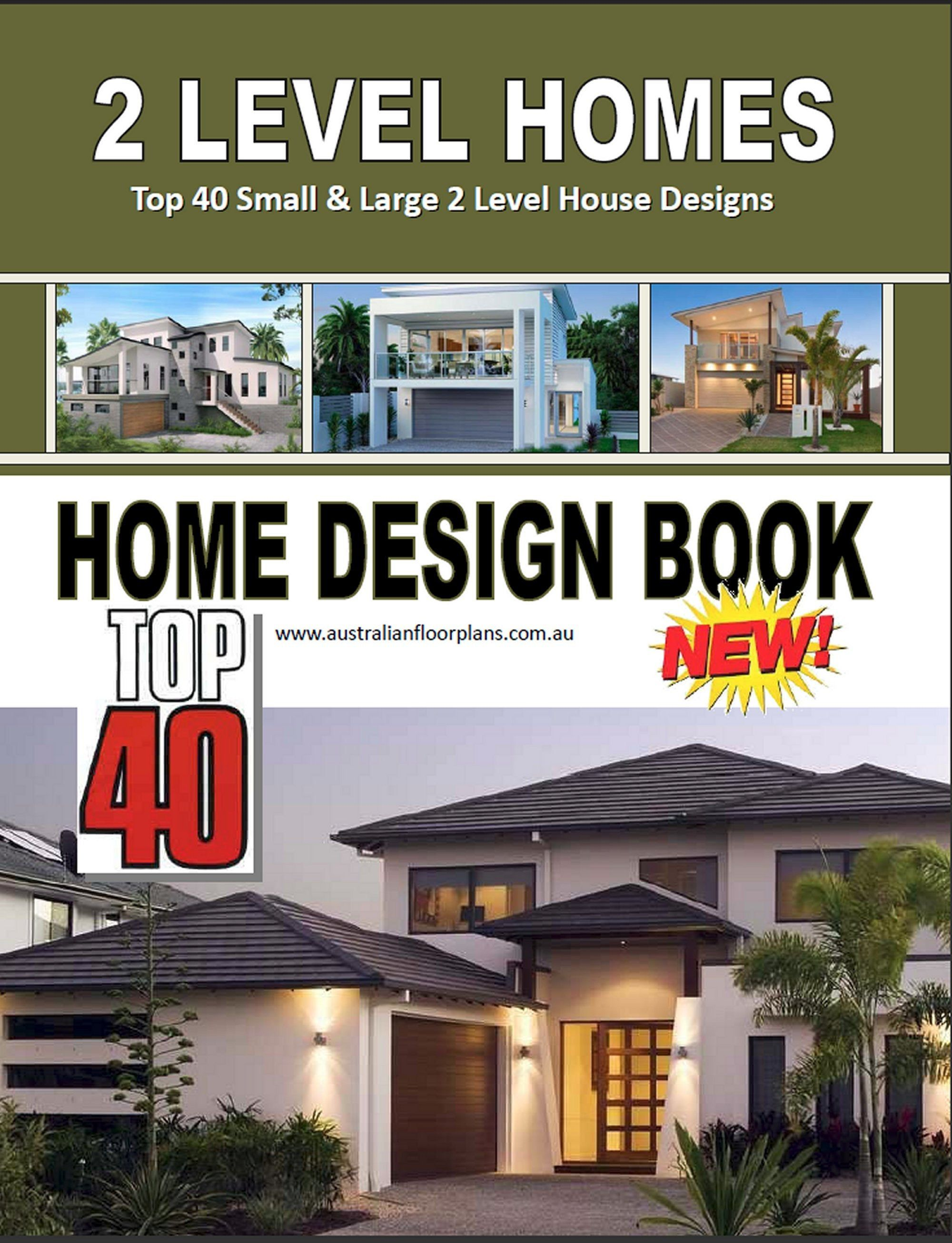 Two Storey House Plans Distinctive Homes Double Storey House Etsy Two Storey House Plans Double Storey House Plans Two Storey House