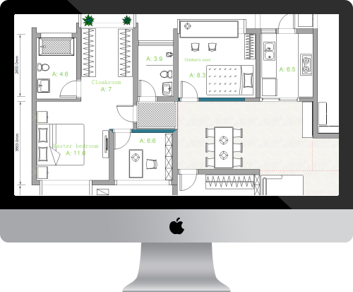 Mac Floor Plan Plans