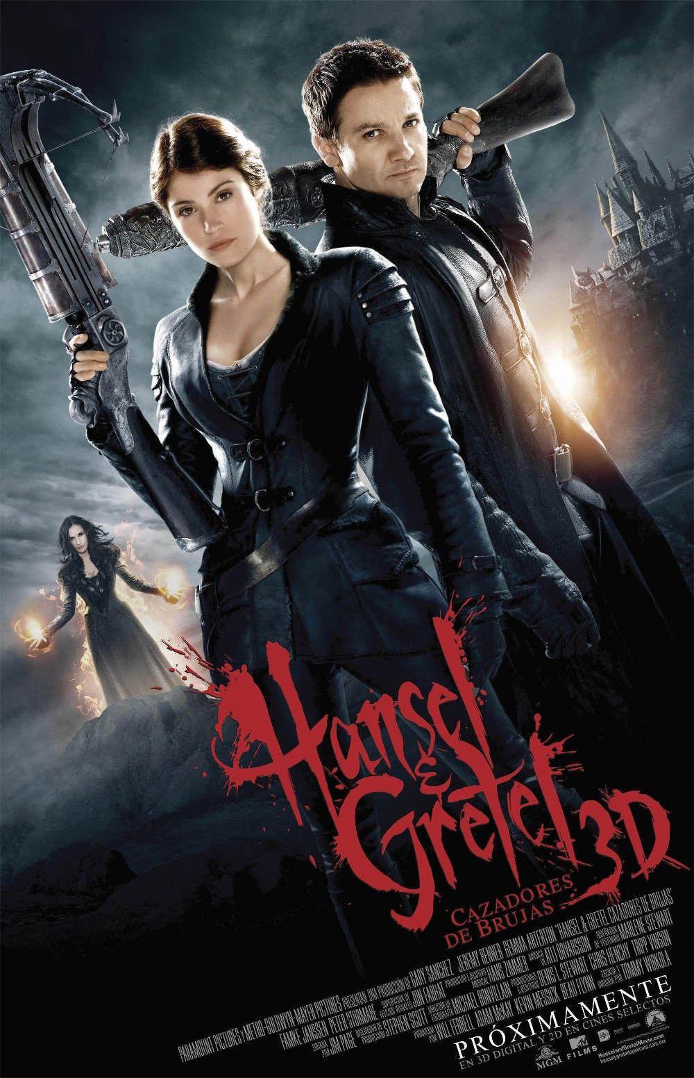 Hansel Y Gretel Cazadores De Brujas Peliculas Completas Hansel Y Gretel Cine