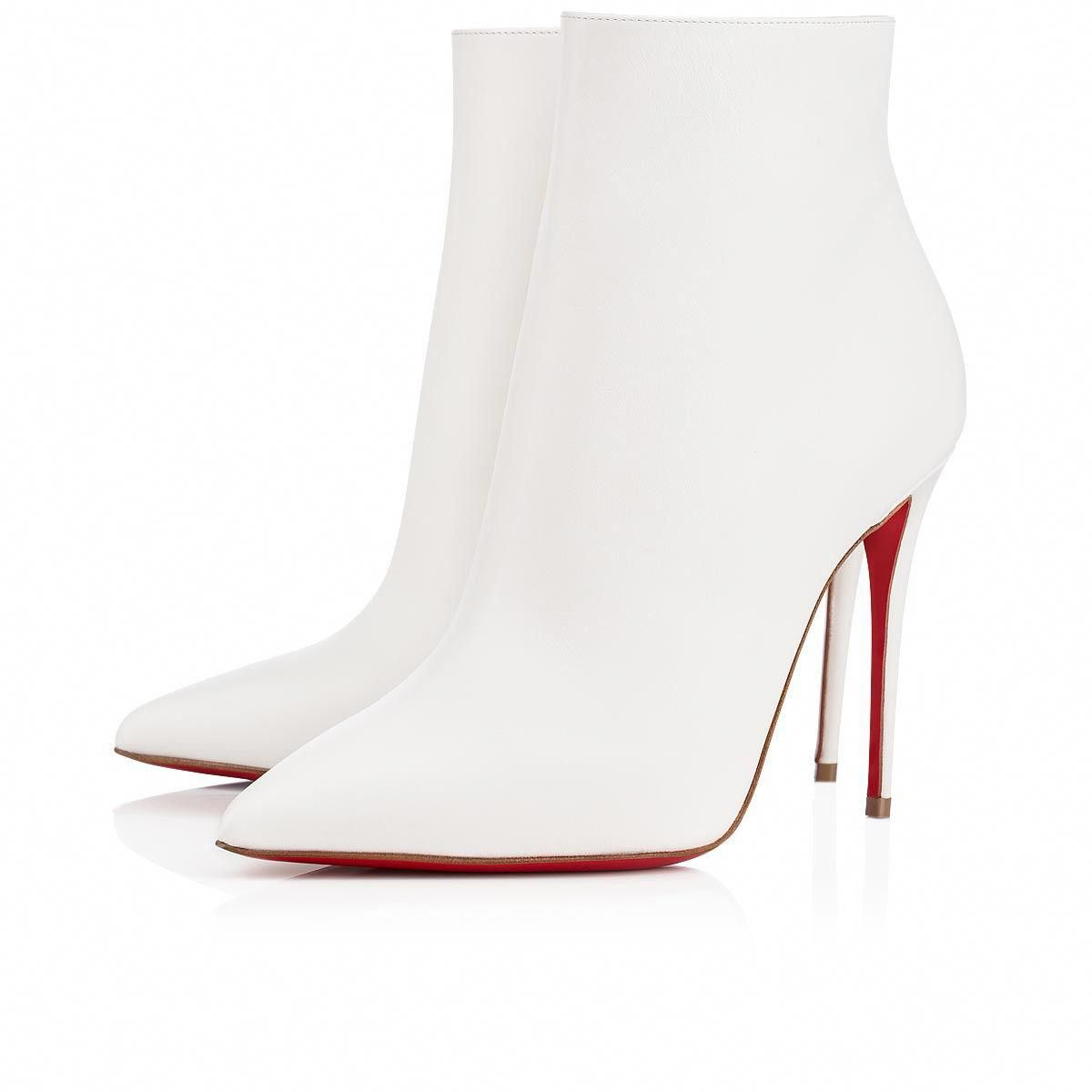 bfb882119958 Christian Louboutin United States Official Online Boutique - So Kate Booty  100 Latte Leather available online