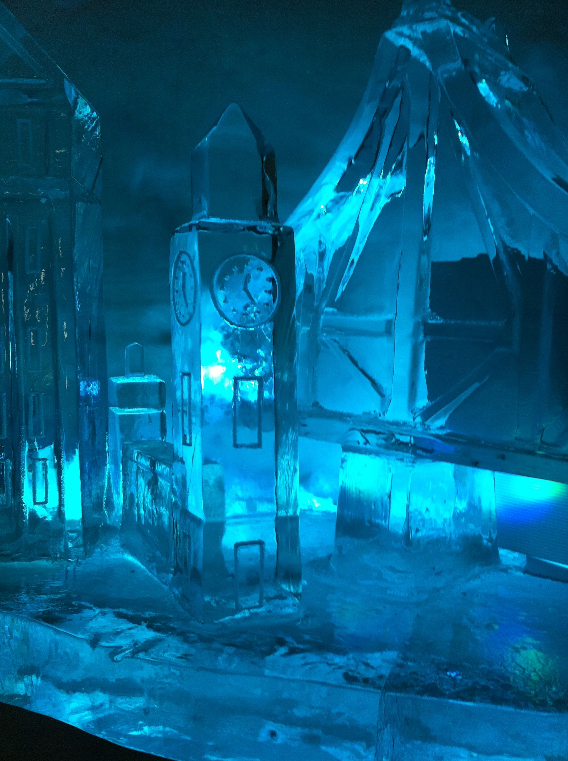 Ice Hotel Montreal Canada And