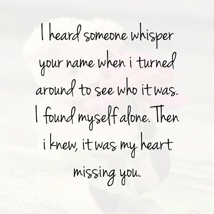 I Miss U Quotes For Him And Her I Miss You Quotes Pinterest