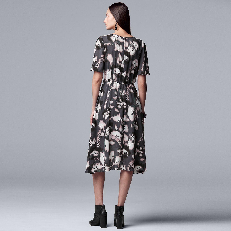 186b20dcfdf Women s Simply Vera Vera Wang Knot-Front Dress  Affiliate  Vera