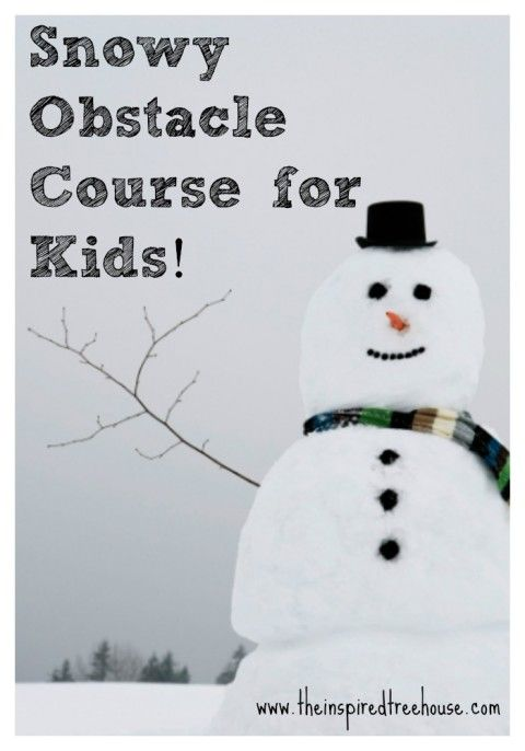 obstacle course kids