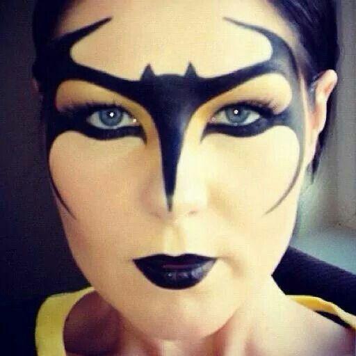 Halloween Makeup. Not linked