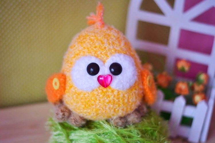 Amigurumi Kawaii Free : Amigurumi chick free crochet pattern amigurumi kawaii anine