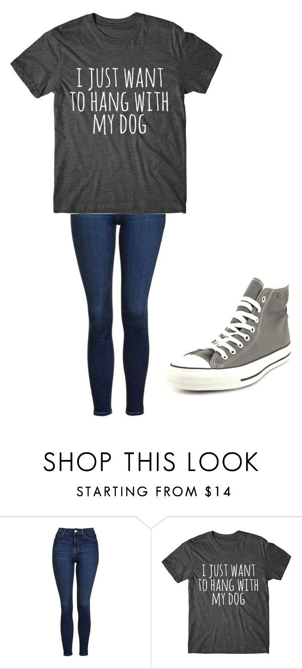 """Untitled #248"" by cruciangyul on Polyvore featuring Topshop and Converse"