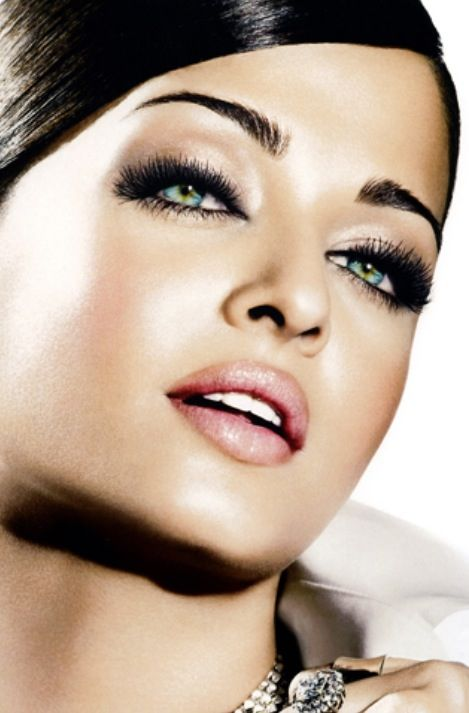 Making your lashes the focus