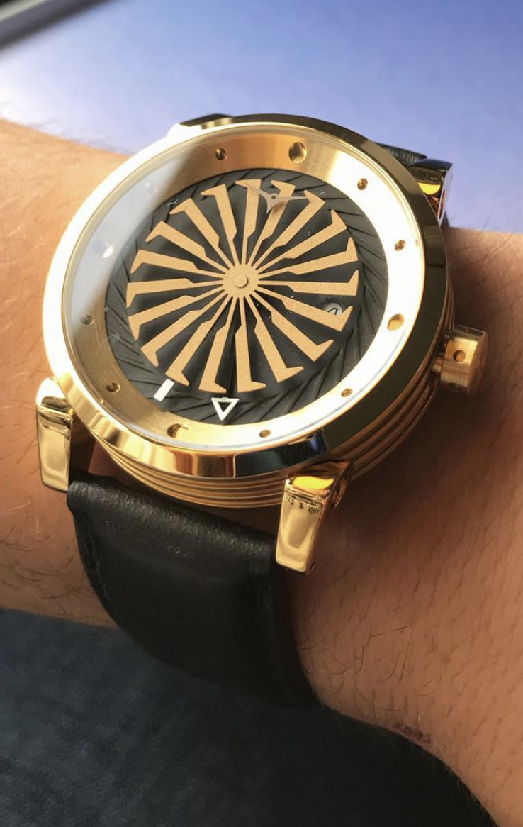 Wrist His With Game Upgraded Blade New Biismuth 12k Brand PZuXOki