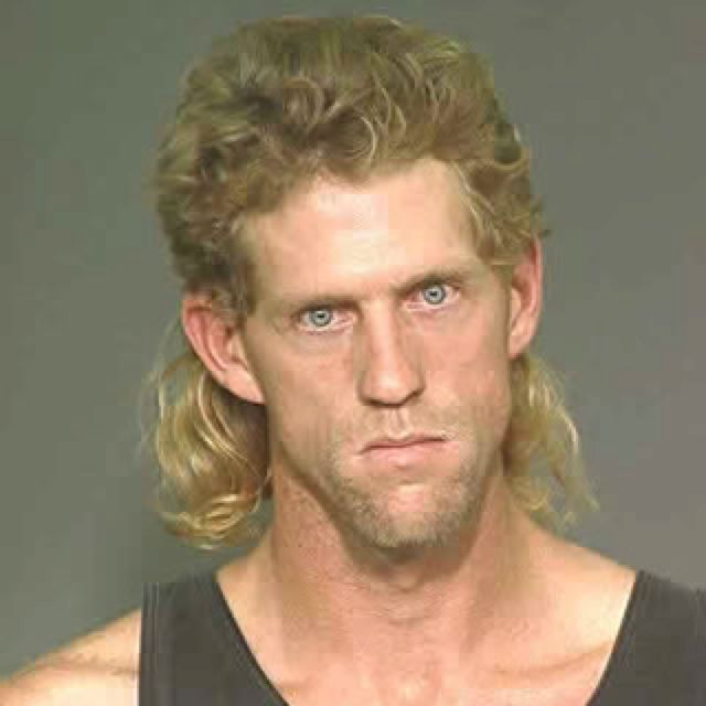 Hypnotized by the power of the mullett | mullets, mullets ...