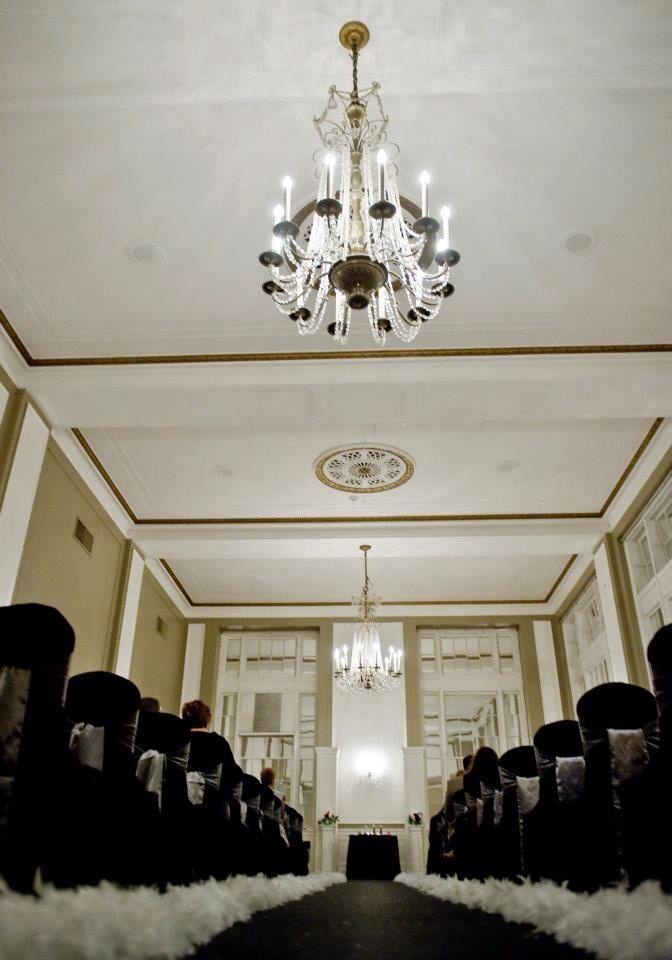 Venue Yorktowne Hotel York Pa Mirror Room My Dream Wedding