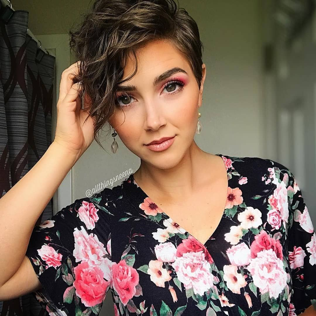 Lastest Trend Hairstyles for 2020 - 2021 • Hairstylefun.com | Pixie hairstyles, Short hair ...