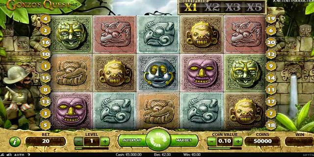 Игровой автомат гонзо игровые автоматы приложения онлайн