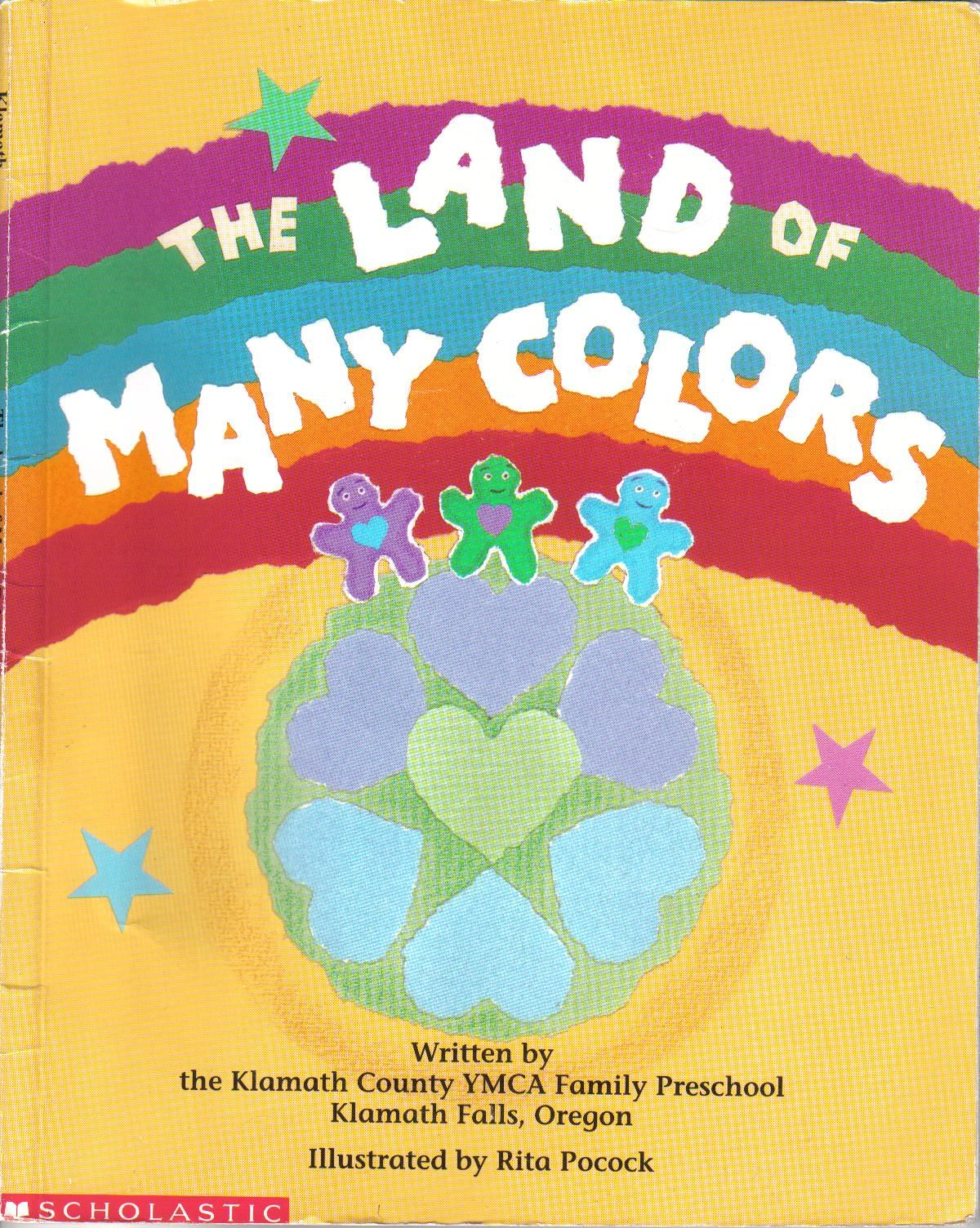 Books of Many Colors