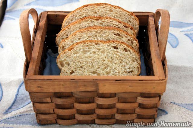 honey oar bread
