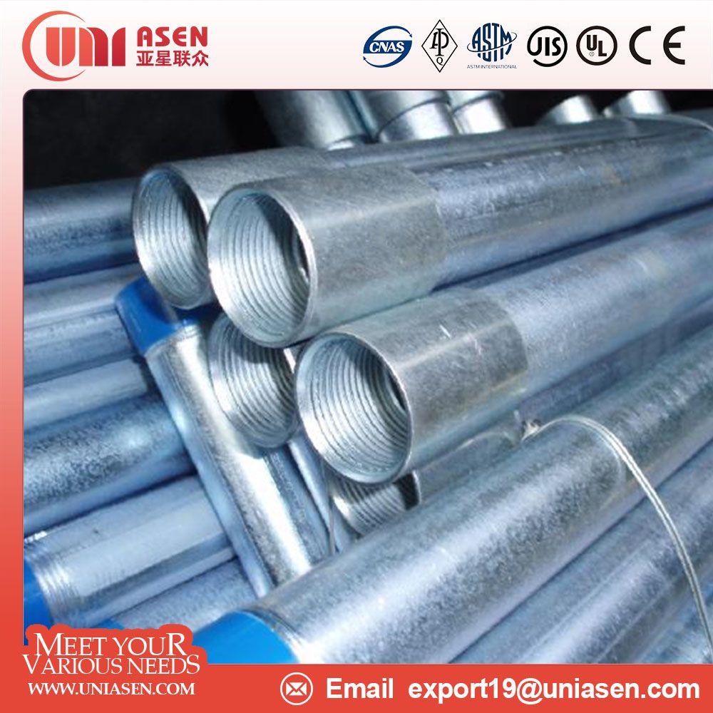 Pin On Hot Dipped Galvanized Steel Pipe Ul Listed Sprinkler Pipe