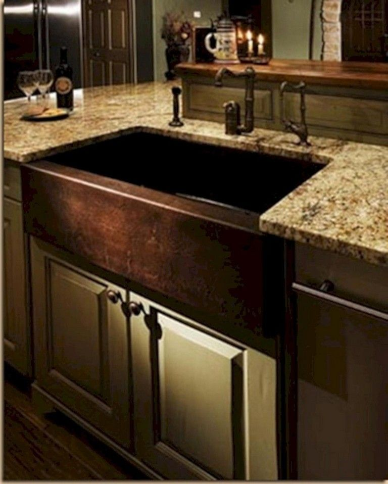 Incredible Kitchen Remodeling Ideas: 25+ Incredible Farmhouse Kitchen Sinks Design Ideas